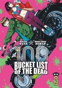 100 bucket list of the dead. Volume 1,