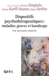 Dispositifs psychothérapeutiques