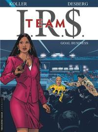 IRS team. Vol. 3. Goal business