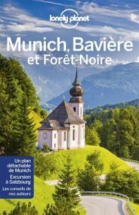 Munich, Bavière et Forêt-Noire