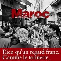 Maroc, médina, médinas