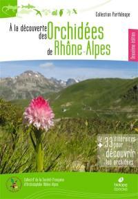 A la découverte des orchidées sauvages de Rhône-Alpes