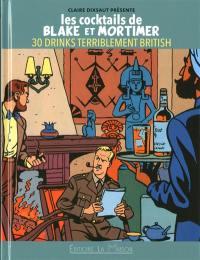 Les cocktails de Black et Mortimer