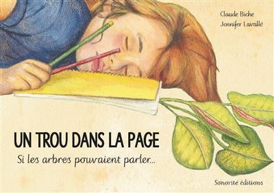Un trou dans la page