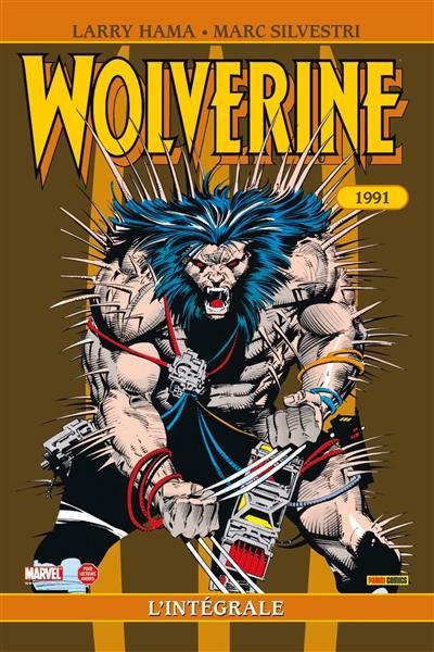 Wolverine : l'intégrale. Vol. 4. 1991