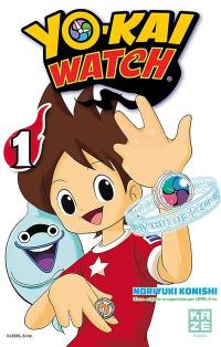 Yo-kai watch. Volume 1,