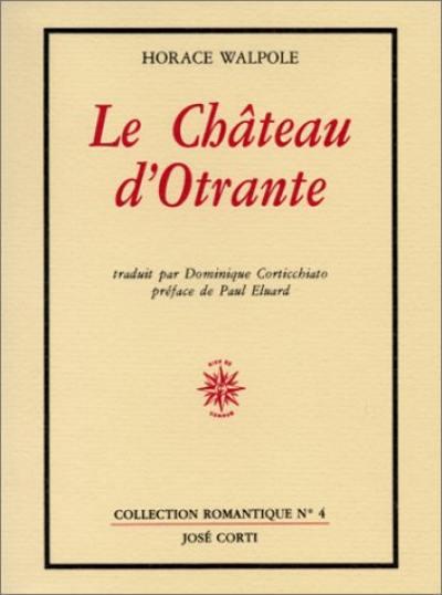 Le Château d'Otrante
