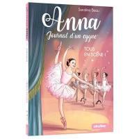 Anna, journal d'un cygne. Volume 5, Tous en scène !