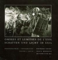 Ombres et lumières de l'exil = Schatten und Licht im Exil