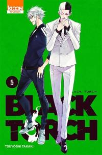 Black torch. Volume 5,