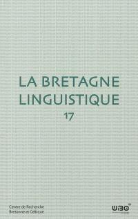 Bretagne linguistique (La). n° 17,