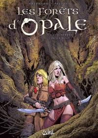 Les forêts d'Opale. Volume 8, Les hordes de la nuit