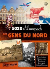 Almanach des gens du Nord 2020