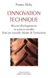 L'innovation technique
