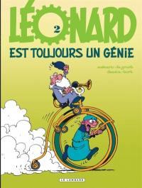 Léonard. Volume 2, Léonard est toujours un génie !