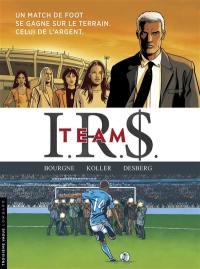 IRS team : intégrale