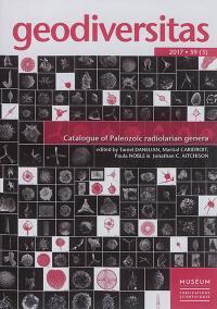 Geodiversitas. n° 34-1, Algues calcaires et changement global