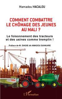 Comment combattre le chômage des jeunes au Mali ?