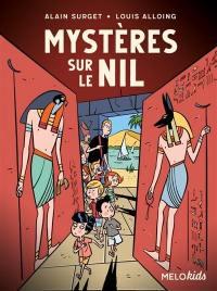 Mystères sur le Nil
