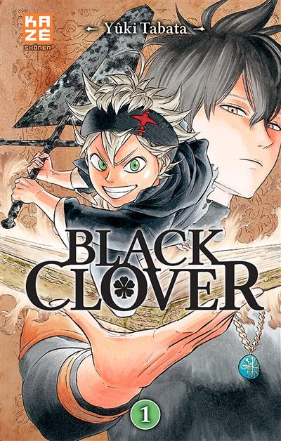 Black Clover. Volume 1, Le serment