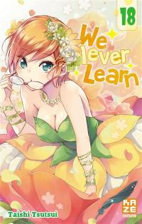 We never learn. Volume 18,