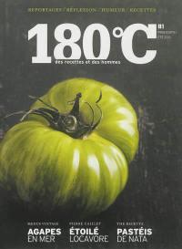 180 °C : des recettes et des hommes. n° 1