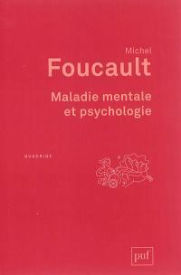 Maladie mentale et psychologie