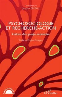 Psychosociologie et recherche-action