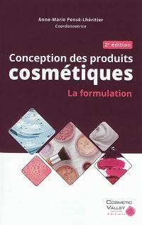 Conception des produits cosmétiques