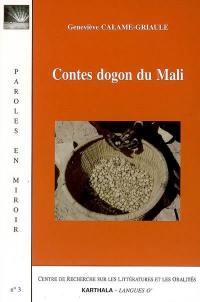Contes dogon du Mali