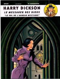 Harry Dickson. Volume 11, Le messager des dieux et le vol de l'Agneau mystique