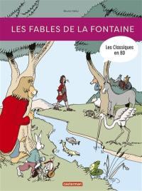 Les classiques en BD, Les fables de La Fontaine