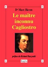 Le maître inconnu, Cagliostro