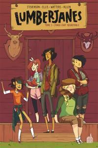 Lumberjanes. Volume 1, L'ange-chat redoutable
