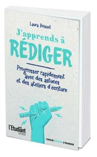 J'apprends à rédiger