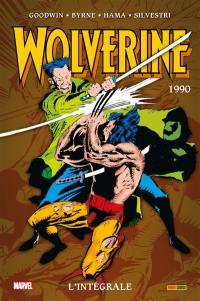 Wolverine : l'intégrale. Vol. 3. 1990