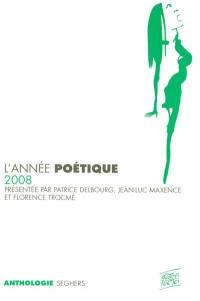 L'année poétique 2008