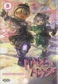 Made in abyss. Volume 5,