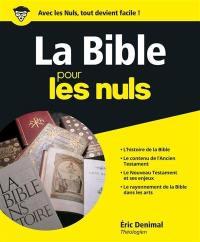 La Bible pour les nuls