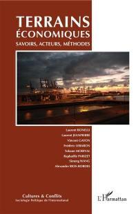 Cultures & conflits. n° 108, Terrains économiques