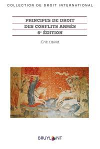 Principes de droit des conflits armés