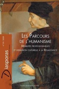 Diasporas. n° 35, Les parcours de l'humanisme