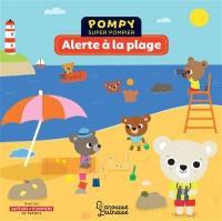 Pompy super pompier, Alerte à la plage