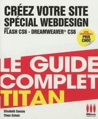 Créez votre site spécial Webdesign