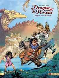 Dragon & poisons. Volume 1, Greyson, Névo et Natch