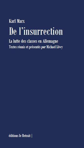 De l'insurrection