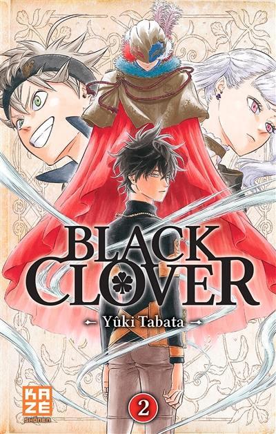 Black Clover. Volume 2, Le défenseur