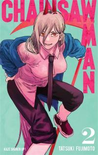 Chainsaw Man. Volume 2,