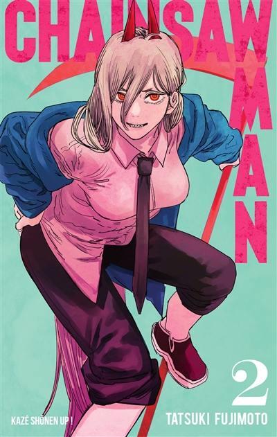 Chainsaw Man. Volume 2,