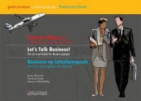 Parlons affaires !